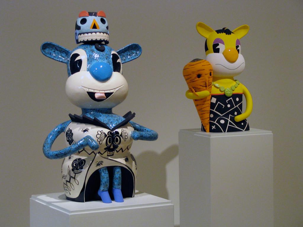 Yma Sumac & BFF Bunny