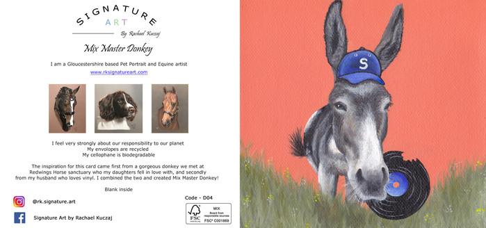 D04 Mix Master Donkey