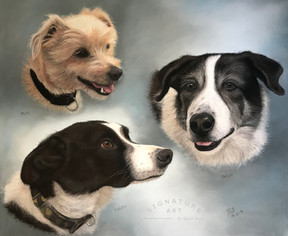 Max, Ralph and Patch