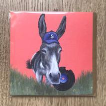 Mix Master Donkey