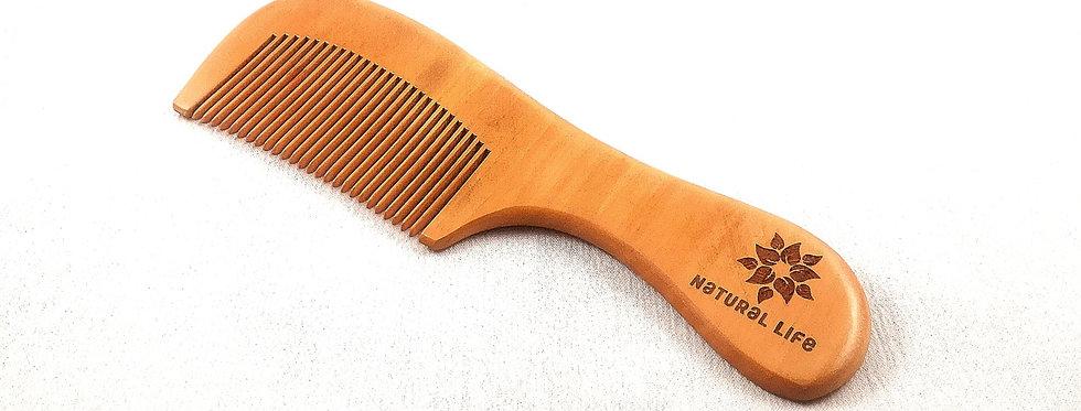 Pear Wood Comb
