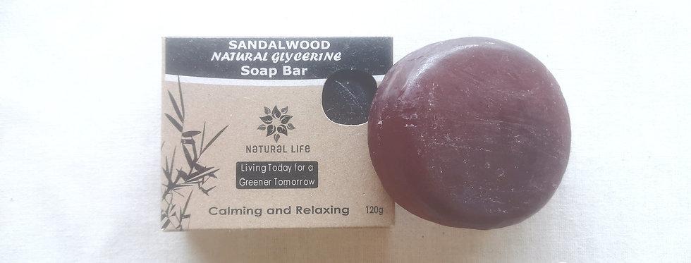 Natural Soaps - Sandalwood