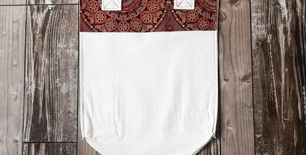 Kind Shopper Bag - Maroon Mandala