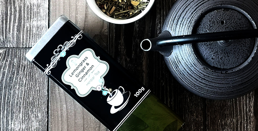 The Tea Merchant Loose Leaf Tea - 100g