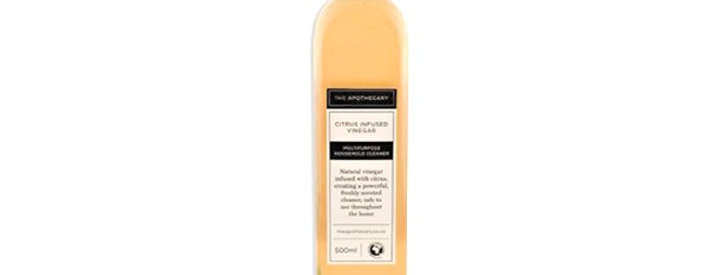 Multi-purpose Citrus Infused Vinegar cleaner - 500ml