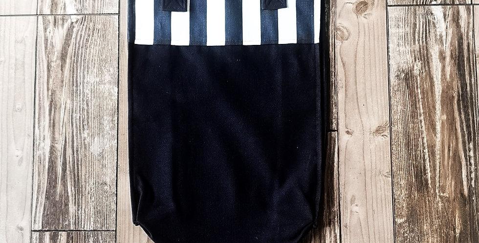 Kind Shopper Bag - Navy Stripe