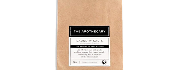 Laundry Salts with Lavender and Grapefruit - 1kg