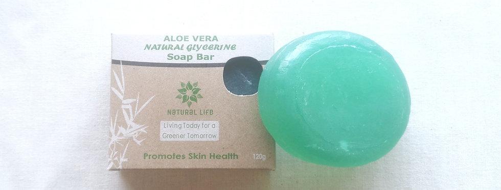 Natural Soap - Aloe Vera