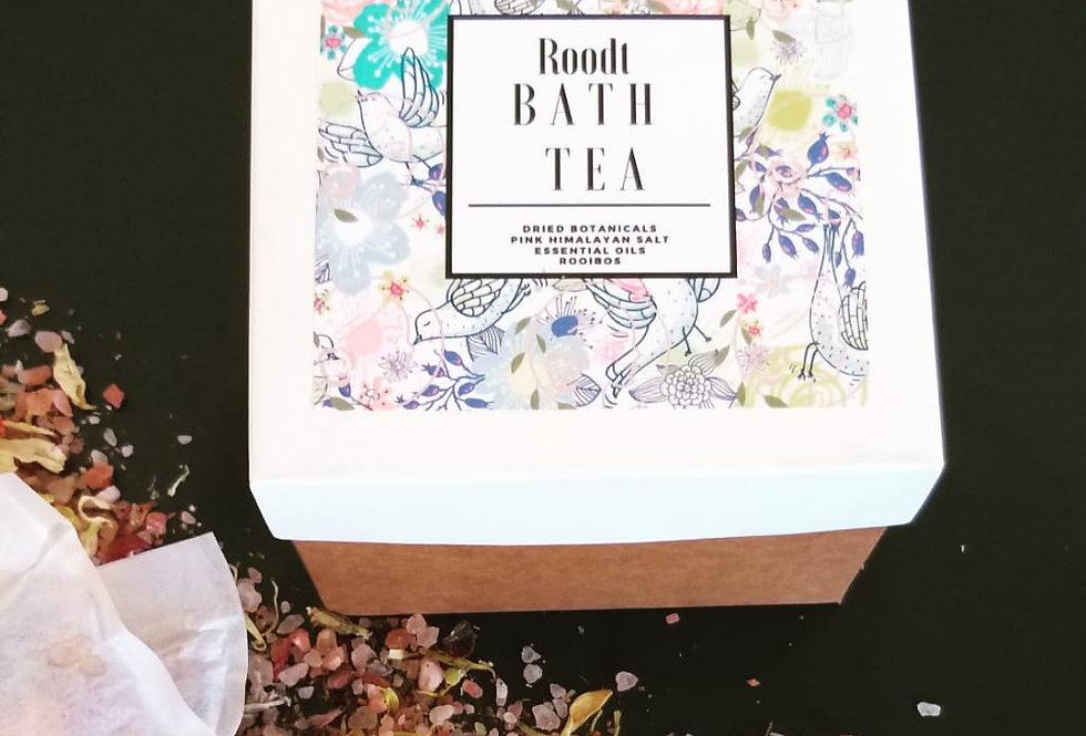 Roodt Botanical Bath Tea