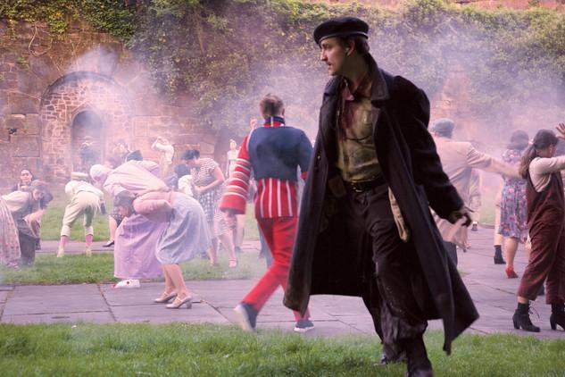 St James Gardens final scene