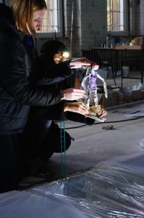 Puppetry Module at LIPA