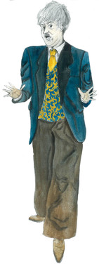 Costume Design Mayor Act 1