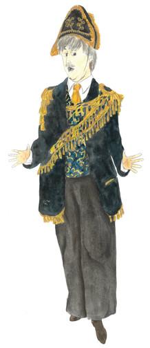 Costume Design Mayor Act 5