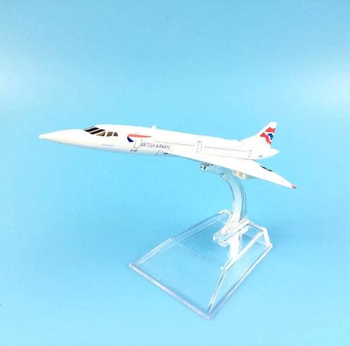 Miniatura do Concorde (1/400)