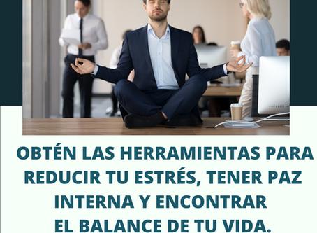Taller de mindfulness -conciencia plena- con Samaria Torres