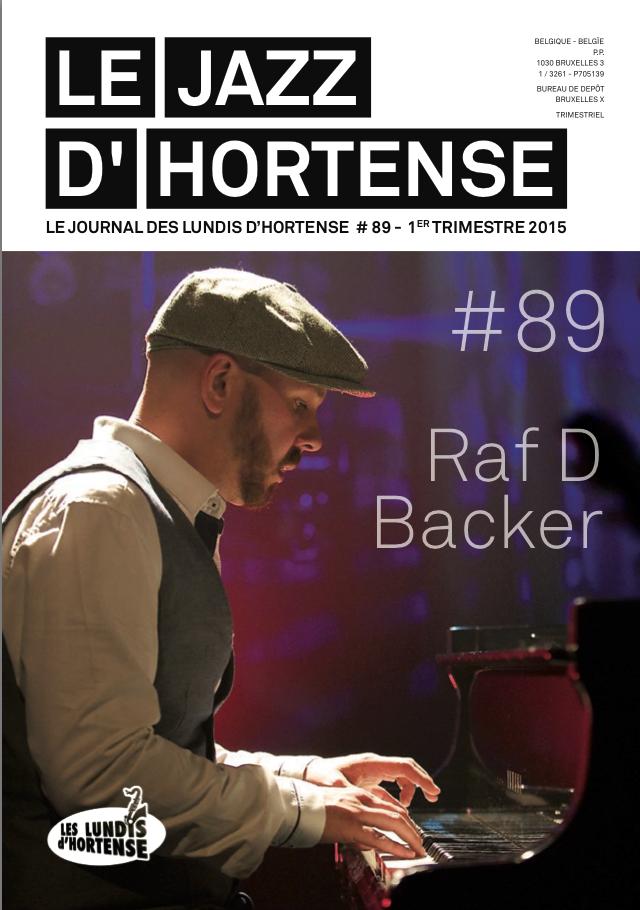 Le Jazz d'Hortense #89