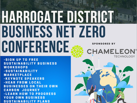 15th October - Net Zero Business Conference