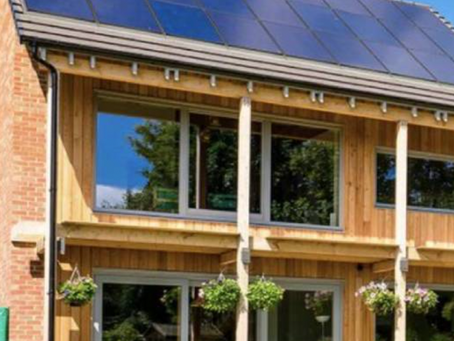 Reducing carbon emissions from homes