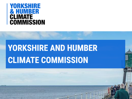 New Yorkshire and Humber Climate Commission