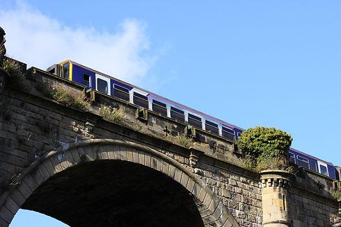 Public transport train Knaresborough.jpg