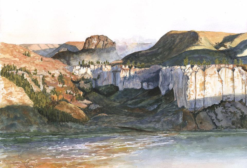 White Cliffs at Dawn 12x16 lo res.jpg