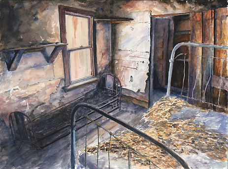 Hagadone Homestead Interior - 9x12 lo re