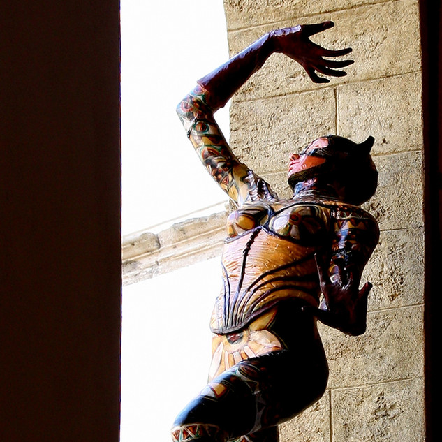 Catwoman/Afrodite,
