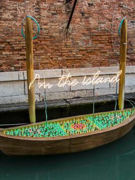 i'mtheisland biennale venezia domenico pellegrino10