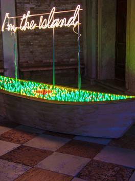 i'mtheisland biennale venezia domenico pellegrino