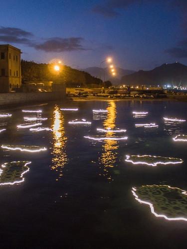 Cosmogonia mediterranea di notte PH Luca