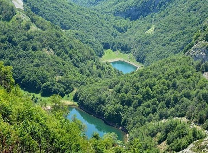 Stabna Lakes