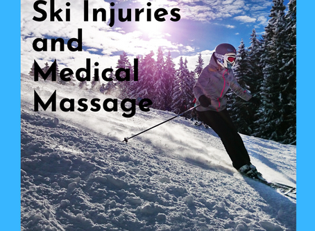 Ski Injuries and Medical Massage Therapy