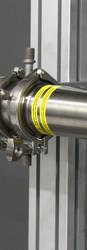 Pixcell DN6 flow-through cuvette