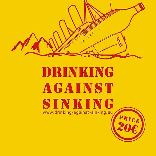 Drinking against sinking. Buy 24 bottles Cuvée