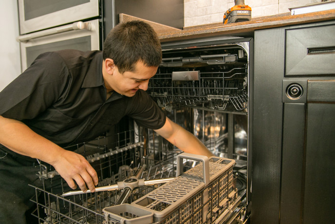 6 Trouble Shooting Solutions for the Most Common Dishwasher Issues