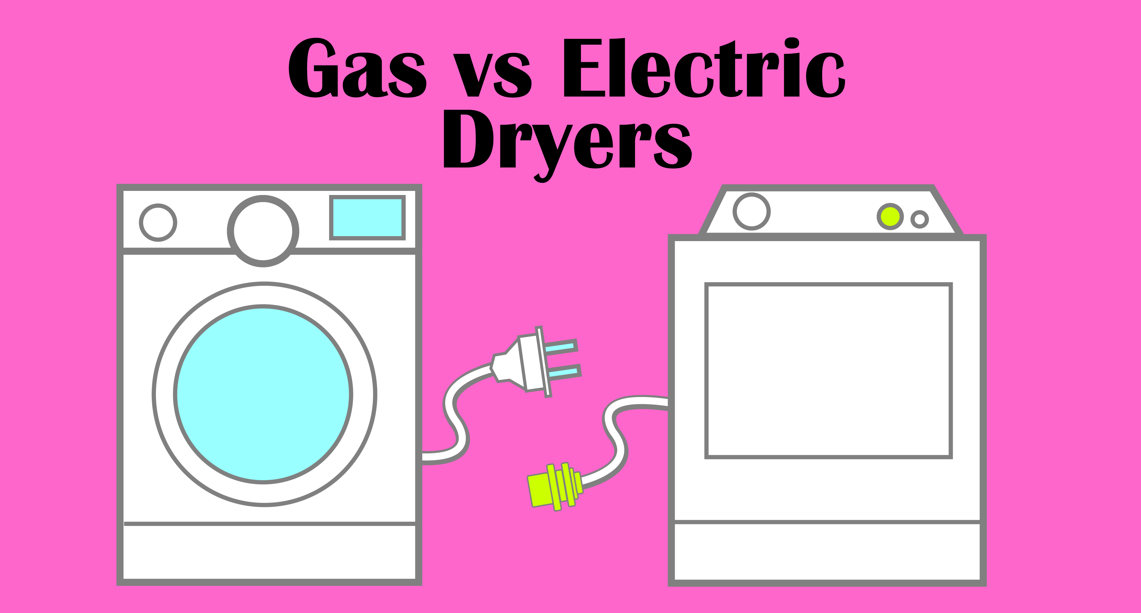 Liance Gas Vs Electric Dryer Choices Affordable Used Liances 11 Colorado Locations