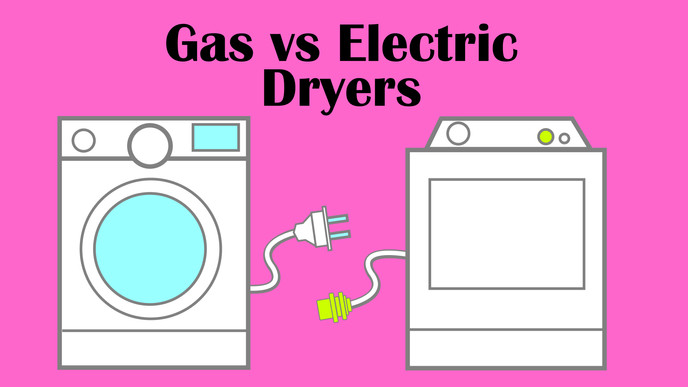 Appliance Gas vs. Electric Dryer Choices