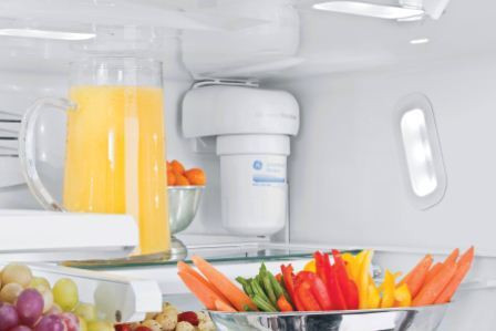Changing Out the Water Filter in Your Refrigerator