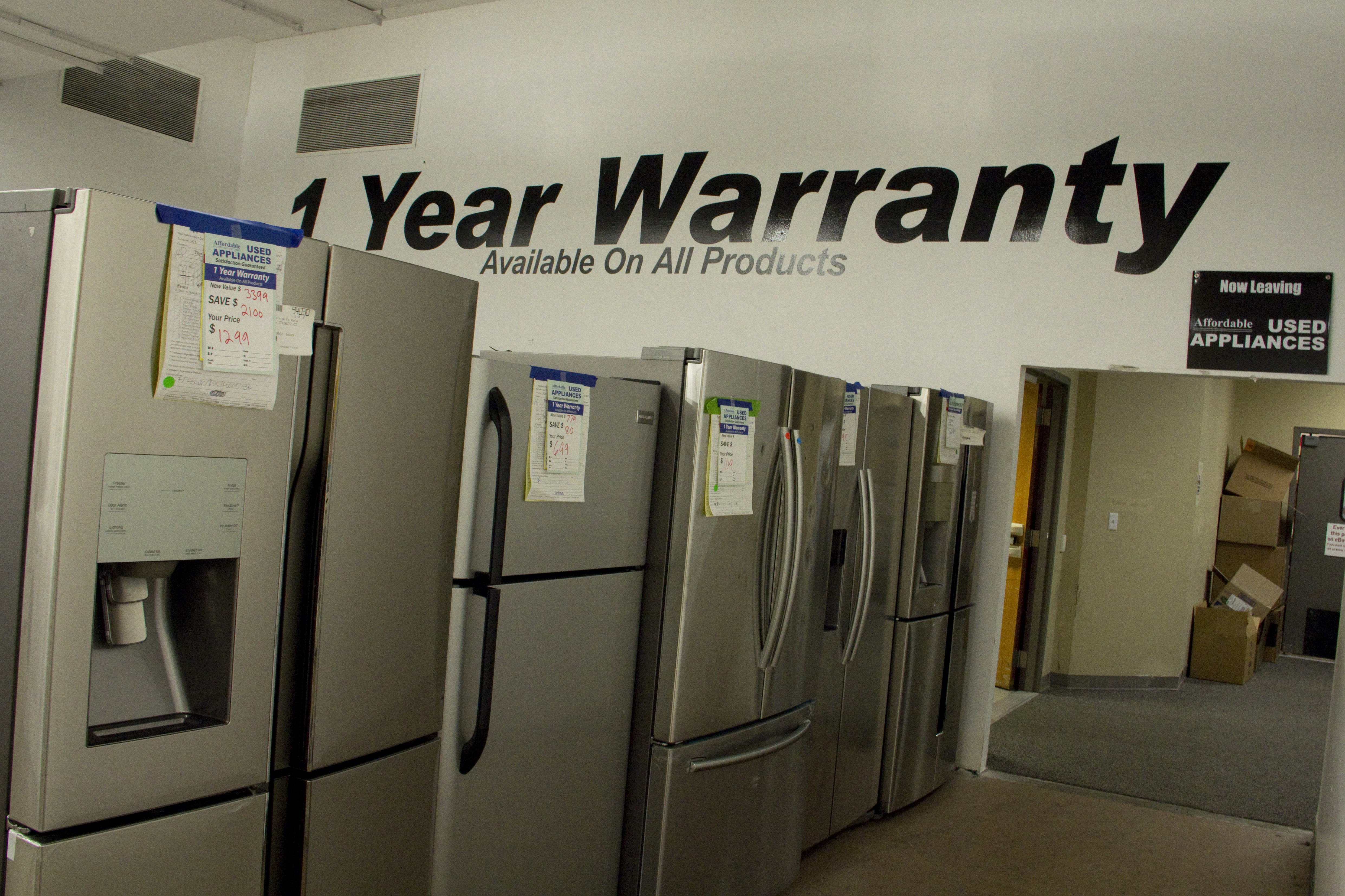 Affordable Used Appliances | 11 Colorado Locations