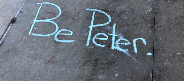 Be Peter