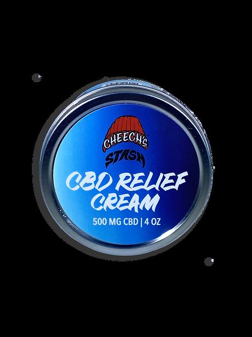 Skin Healing Cream: 500mg Full Spectrum