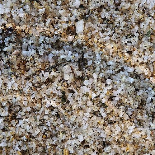 Kryddersal m. brændenælde & hvidløg