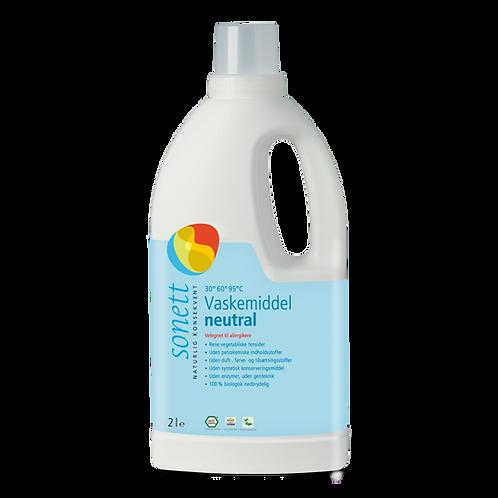 Vaskemiddel neutral