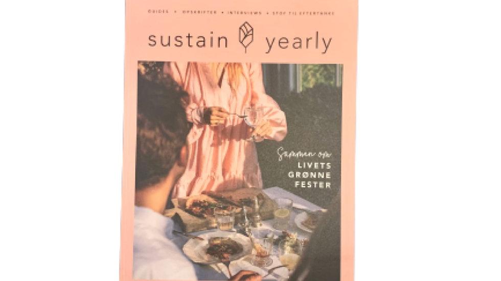 Sustain yearly