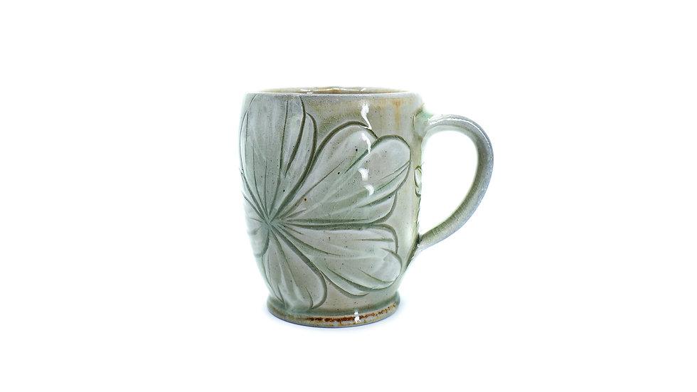Justin Paik Reese Floral Mug 1