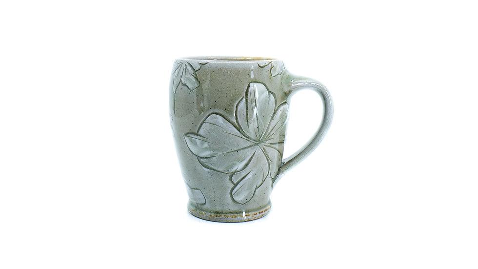 Justin Paik Reese Floral Mug 2