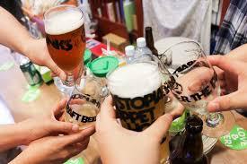 BEER×DANCE 「Tasty&Joy ビールとダンスを愛し てる人カモン!」
