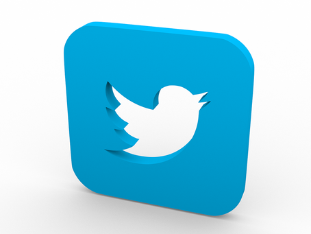Twitter, pinned tweet
