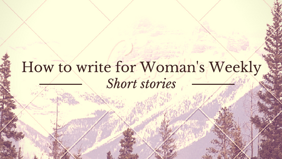 Writing for Woman's Weekly