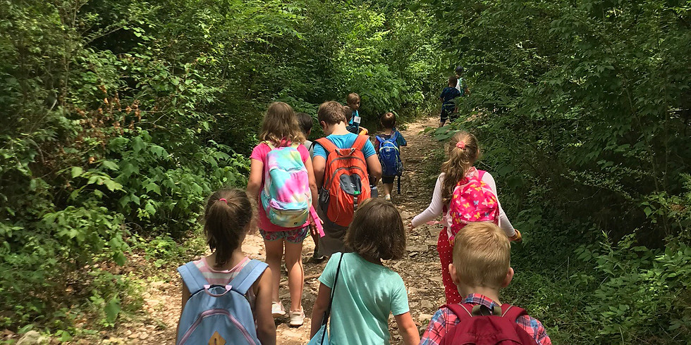 Ijams Homeschool Ed-ventures (Wednesday classes for ages 3-12)